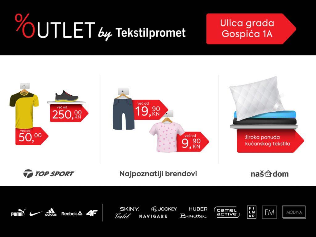 Outlet By Tekstilpromet Tekstilpromet